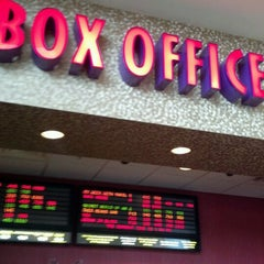 Photo taken at Cinemark Jess Ranch by Amy O. on 2/20/2012