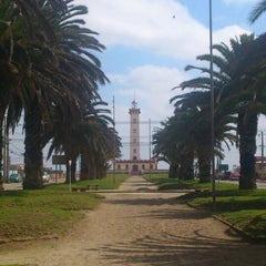 Photo taken at Faro Monumental by Kako F. on 9/7/2012