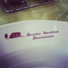 Photo taken at Rancho Carolina by Claudio J. on 10/14/2012