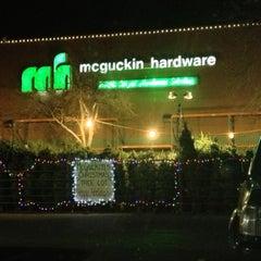 Photo taken at McGuckin Hardware by Jessie A. on 12/5/2012