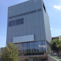 Photo taken at Wyly Theatre by Brandon G. on 4/14/2013
