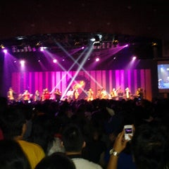 Photo taken at JPCC (UpperRoom Jakarta) by Carolina L. on 10/13/2012