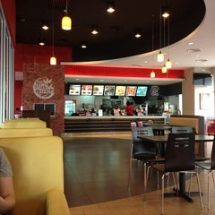 Photo taken at Burger King by Cake Y. on 3/24/2013