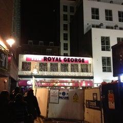Photo taken at Royal George by Julia B. on 12/8/2012