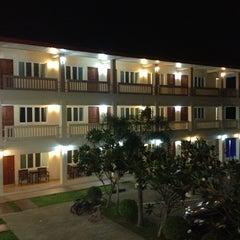 Photo taken at โรงแรมปูนนกันต์ | อ.แม่สอด จ.ตาก by One L. on 3/15/2013