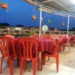 Photo taken at Sungai Yu Seafood Restaurant by Adric T. on 4/1/2013