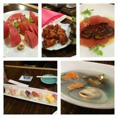 Photo taken at 居酒屋 酒元 by yuko9o9o on 9/14/2014