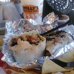 Photo taken at Willy's Mexicana Grill by Andrea M. on 9/23/2012