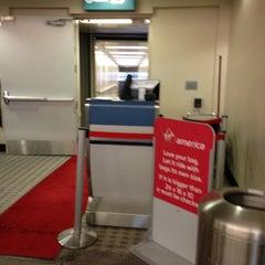 Photo taken at Gate 25 by Anastasia C. on 5/29/2013