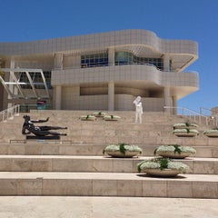 Photo taken at J. Paul Getty Museum by DJ L. on 6/20/2013