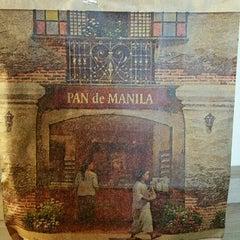 Photo taken at Pan de manila by Jing T. on 10/5/2015