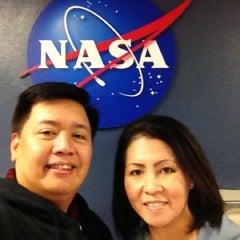 Photo taken at NASA JSC Bldg. 30A by Maria Eloisa D. on 11/27/2012