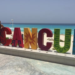 Photo taken at Temptation Resort & Spa Cancun by Juan Carlos C. on 6/27/2015