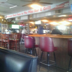 Photo taken at The Pike Bar & Grill by Shawn E. on 8/24/2013