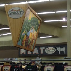 Photo taken at Sprouts Farmers Market by Venetia R. on 6/12/2014