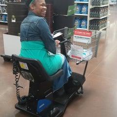 Photo taken at Walmart Supercenter by Danielle G. on 5/8/2014