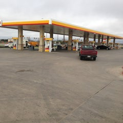 Photo taken at Shell by Tony C. on 2/12/2013
