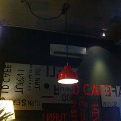 Photo taken at I.D Café by Pe B. on 5/27/2013