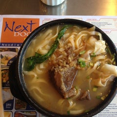 Photo taken at Next Door Noodles by North Park by Noel K. on 11/22/2012