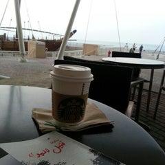 Photo taken at Starbucks   ستاربكس by dlolah on 1/20/2013