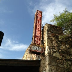 Photo taken at Stubb's Bar-B-Q by 1Harold W. on 5/27/2013