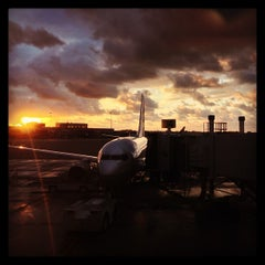 Photo taken at Palm Beach International Airport (PBI) by Ryan B. on 1/15/2013