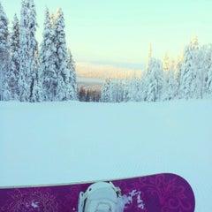 Photo taken at Levi Ski Resort by Frankie B. on 1/15/2013