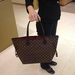 Photo taken at Louis Vuitton by Rustam🍝 on 12/31/2012