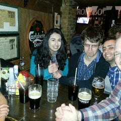Photo taken at Failte Irish Pub by Steve D. on 3/23/2013