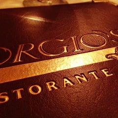 Photo taken at Giorgio's Ristorante by Thomas P. on 12/24/2012
