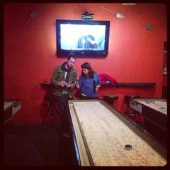 Photo taken at Rocket Bar by Brian M. on 12/8/2012