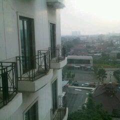 Photo taken at Hotel Kaisar by Sentya L. on 10/17/2012