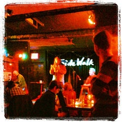 "Photo taken at Sidewalk Cafe by ""Jack"" Barton L. on 3/12/2013"