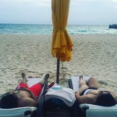 Photo taken at Vintana, Shangri-La's Boracay Resort & Spa by Angela Marie C. on 9/13/2015