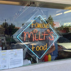 Photo taken at Milt's Stop & Eat by William W. on 6/15/2013