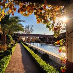 Photo taken at J. Paul Getty Villa by Bobby N. on 11/3/2012