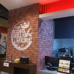 Photo taken at Burger King by Zerol on 7/24/2013