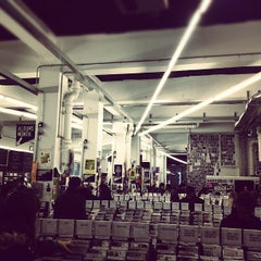 Photo taken at Rough Trade East by Ilgar A. on 12/2/2012