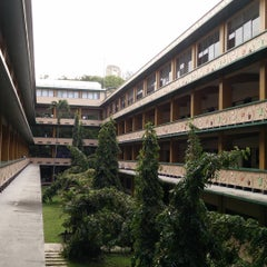 Photo taken at University of San Carlos / USC-TC - Bunzel Building by Angell A. on 8/13/2015