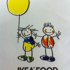 Photo taken at IKEA Restaurant by Abilene L. on 10/9/2012