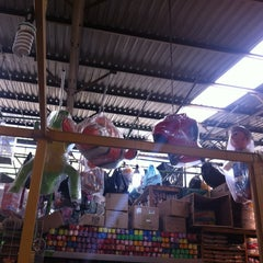 Photo taken at Mercado 24 de Agosto by Ricardo G. on 3/3/2013