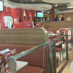 Photo taken at Wimpy by Gregory G. on 8/12/2013