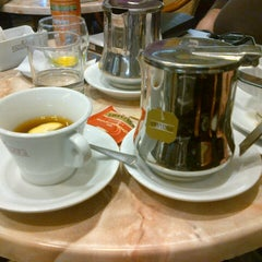 Photo taken at Antica Pasticceria Faggiani by Wulin -. on 3/13/2013