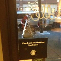 Photo taken at Starbucks by Jose C. on 12/20/2012