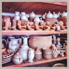 Photo taken at Jāņa Seiksta keramikas darbnīca by Futurissimo on 12/24/2012