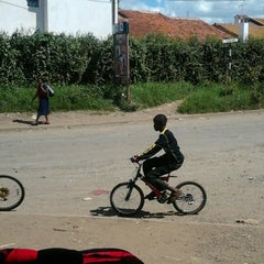 Photo taken at Langata Uchumi Stage by Emmanuel Meshack M. on 1/8/2013