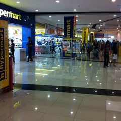 Photo taken at hypermart by Tommy y. on 11/14/2012
