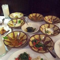 Photo taken at Özer Restaurant & Bar by Cisil Yagmur D. on 2/9/2013