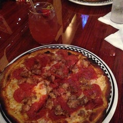 Photo taken at Anthony's Coal Fired Pizza by Angelique B. on 4/9/2014
