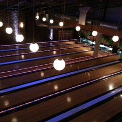 Photo taken at North Bowl by Teo V. on 12/20/2012